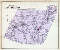 Laurens Town, Otsego County 1903